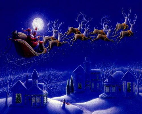Babbo Natale Con Le Renne Immagini.Tesi Di Ingegneria Esiste Babbo Natale Sos Buildings